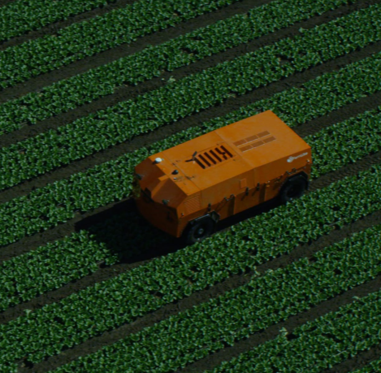 Roush's next power play? Self-driving weeders