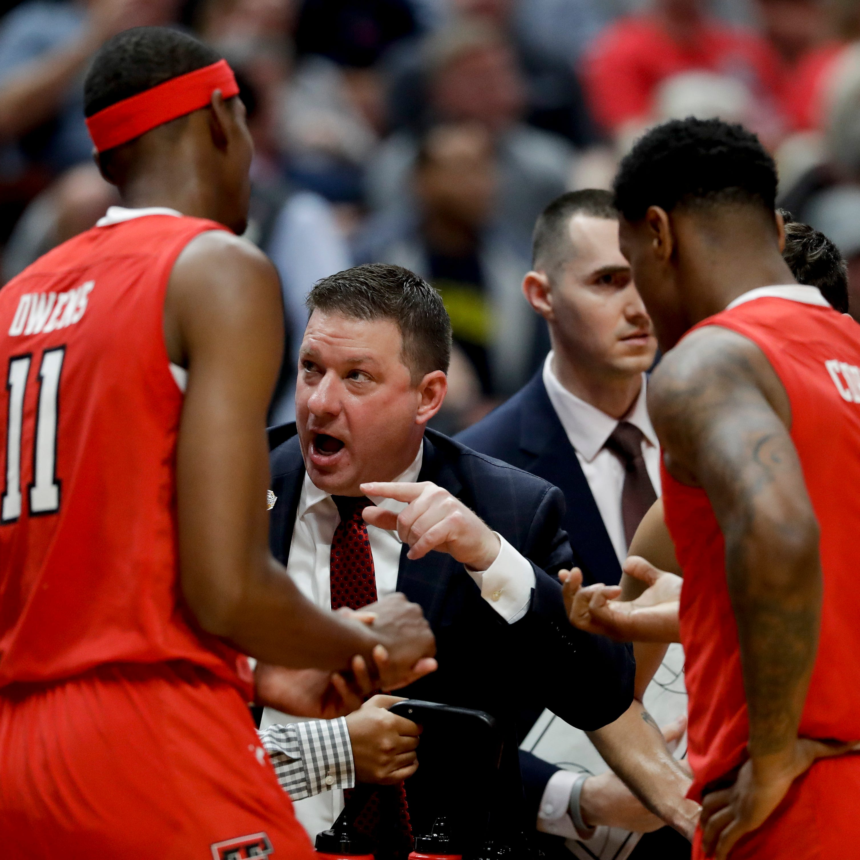 'Experience is everything' for Texas Tech's rapid rise