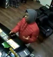 Police are looking for this man  in connection with the Jan. 31 armed robbery of another man on the city's west side.