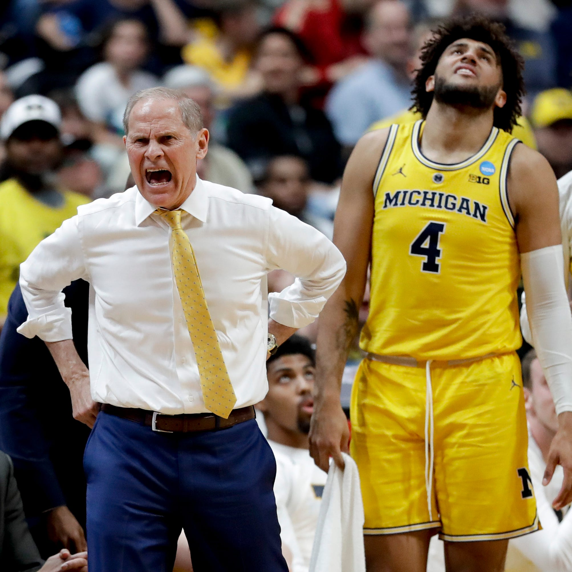 'A bad day': Michigan season ends with a thud in 19-point loss to Texas Tech