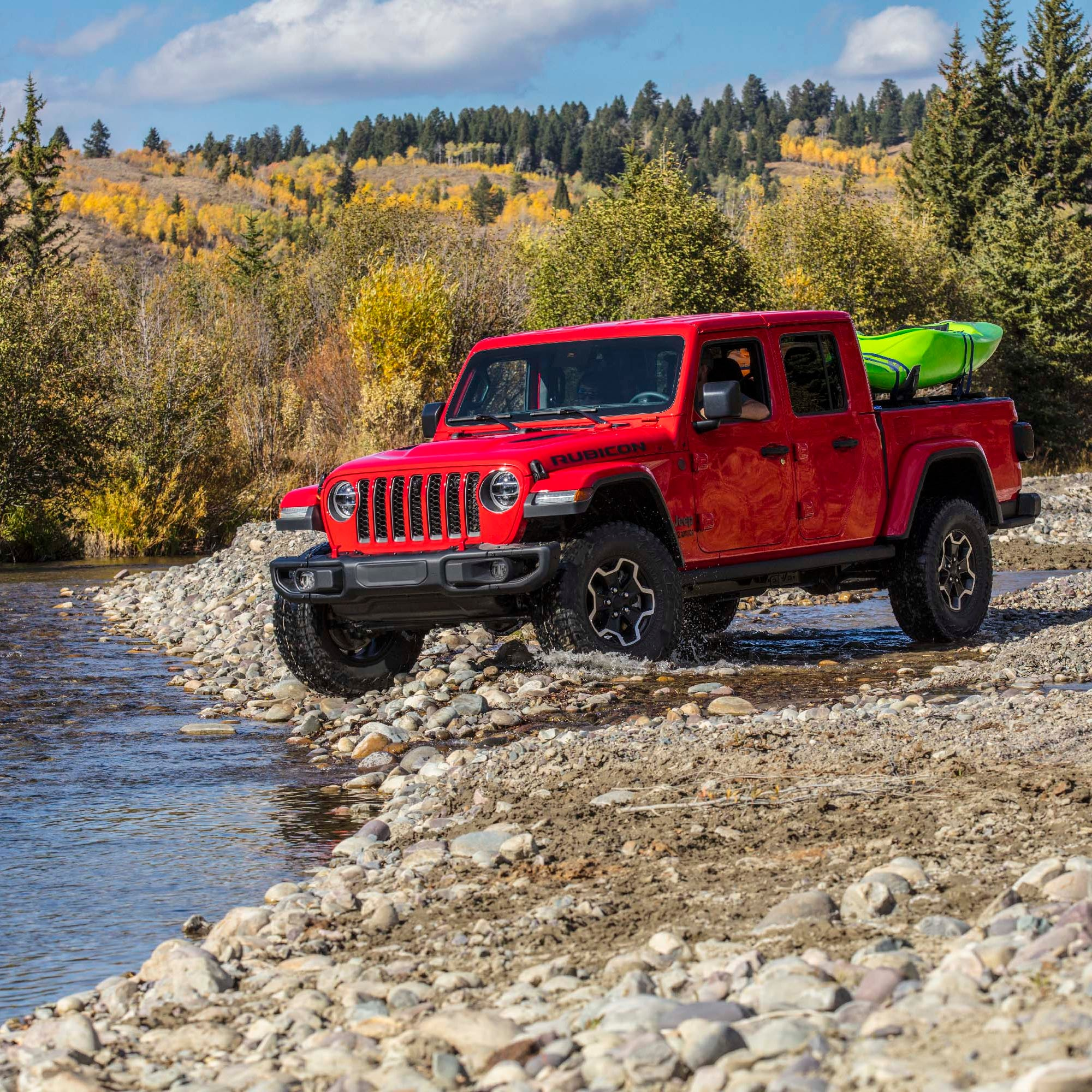 Payne: Jeep Gladiator pickup lives up to its hype