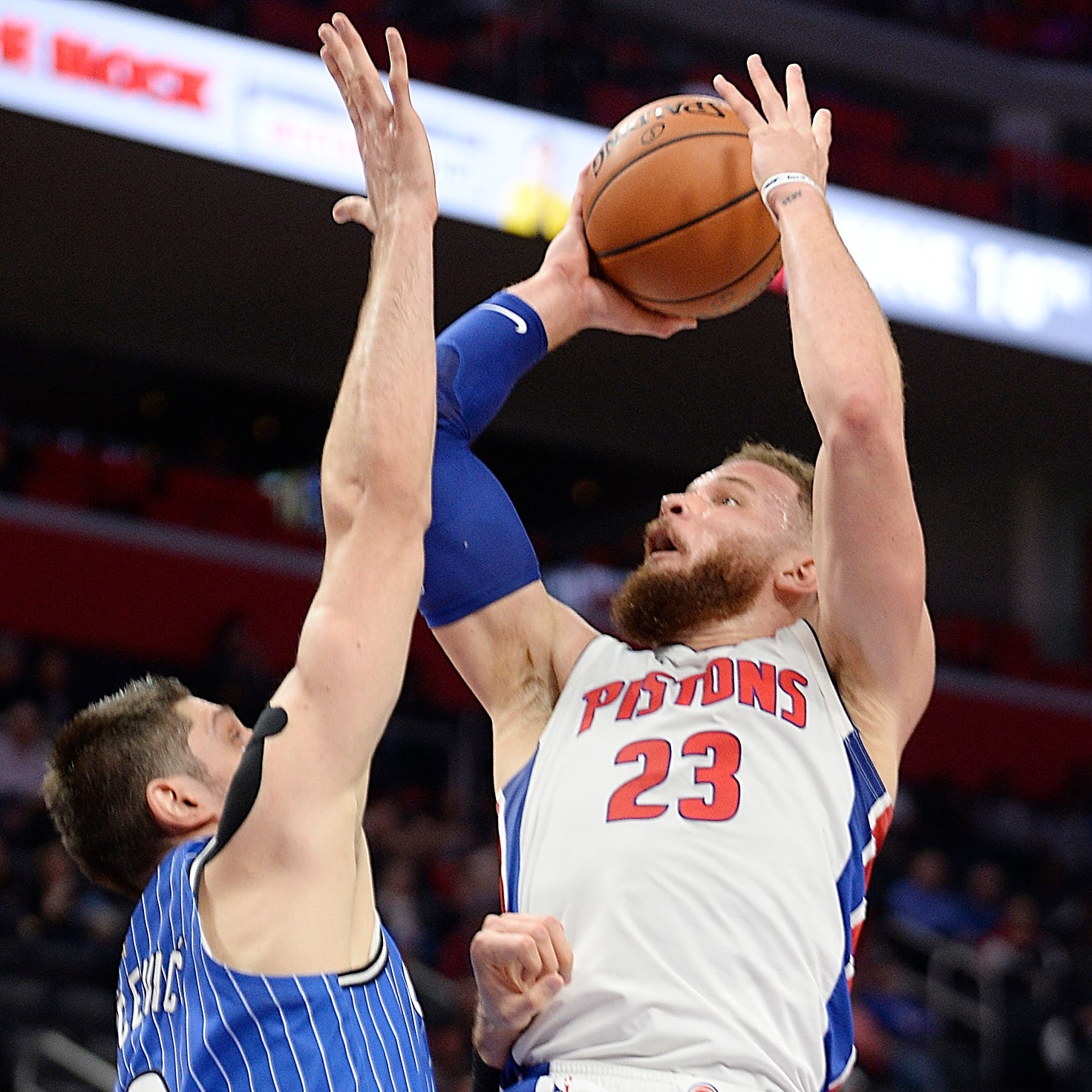 Pistons mesmerize Magic, vault back into 6th place in East
