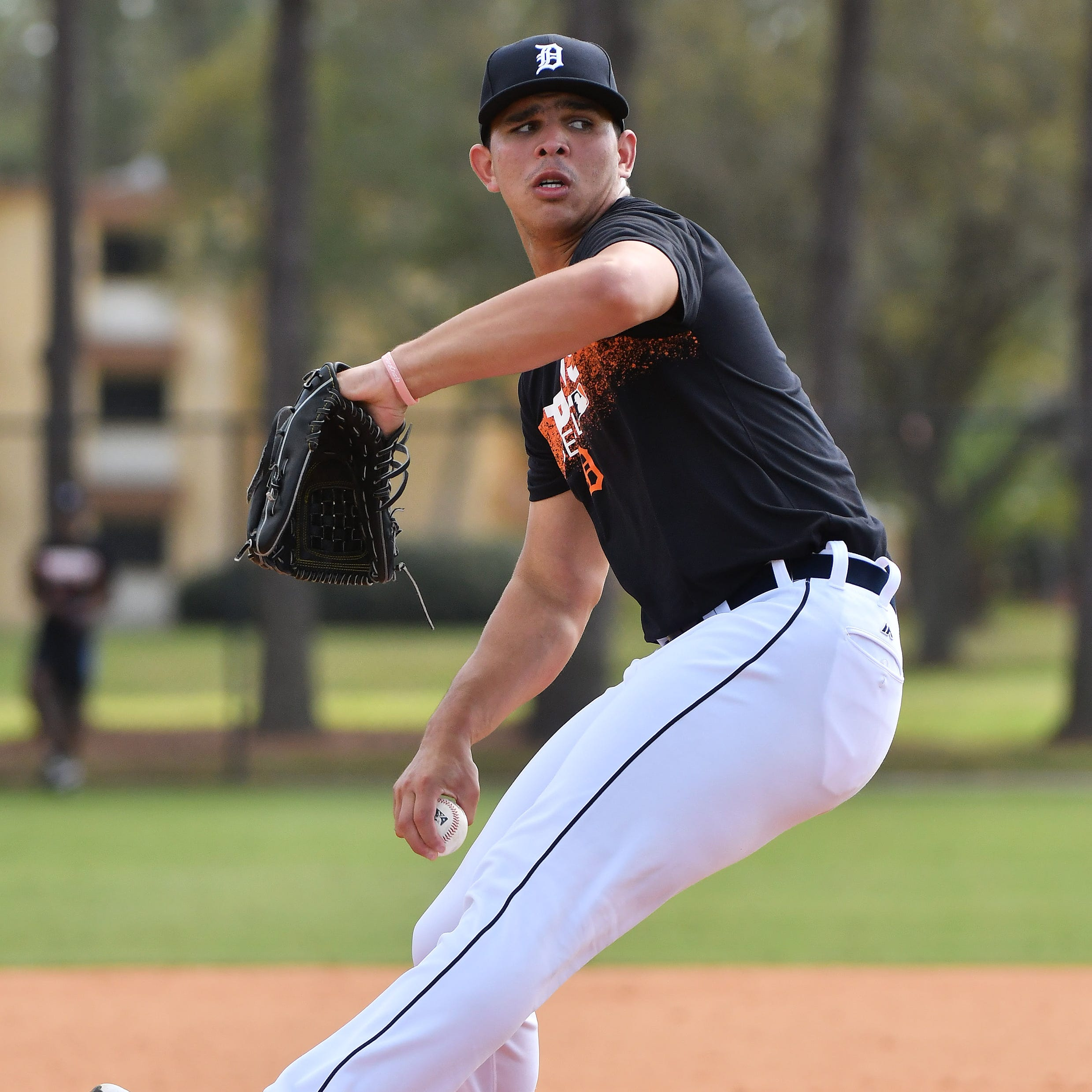 Tigers shut down No. 3 prospect Franklin Perez for 4-6 weeks