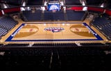 Tour the new Screaming Eagles Arena at the University of Southern Indiana