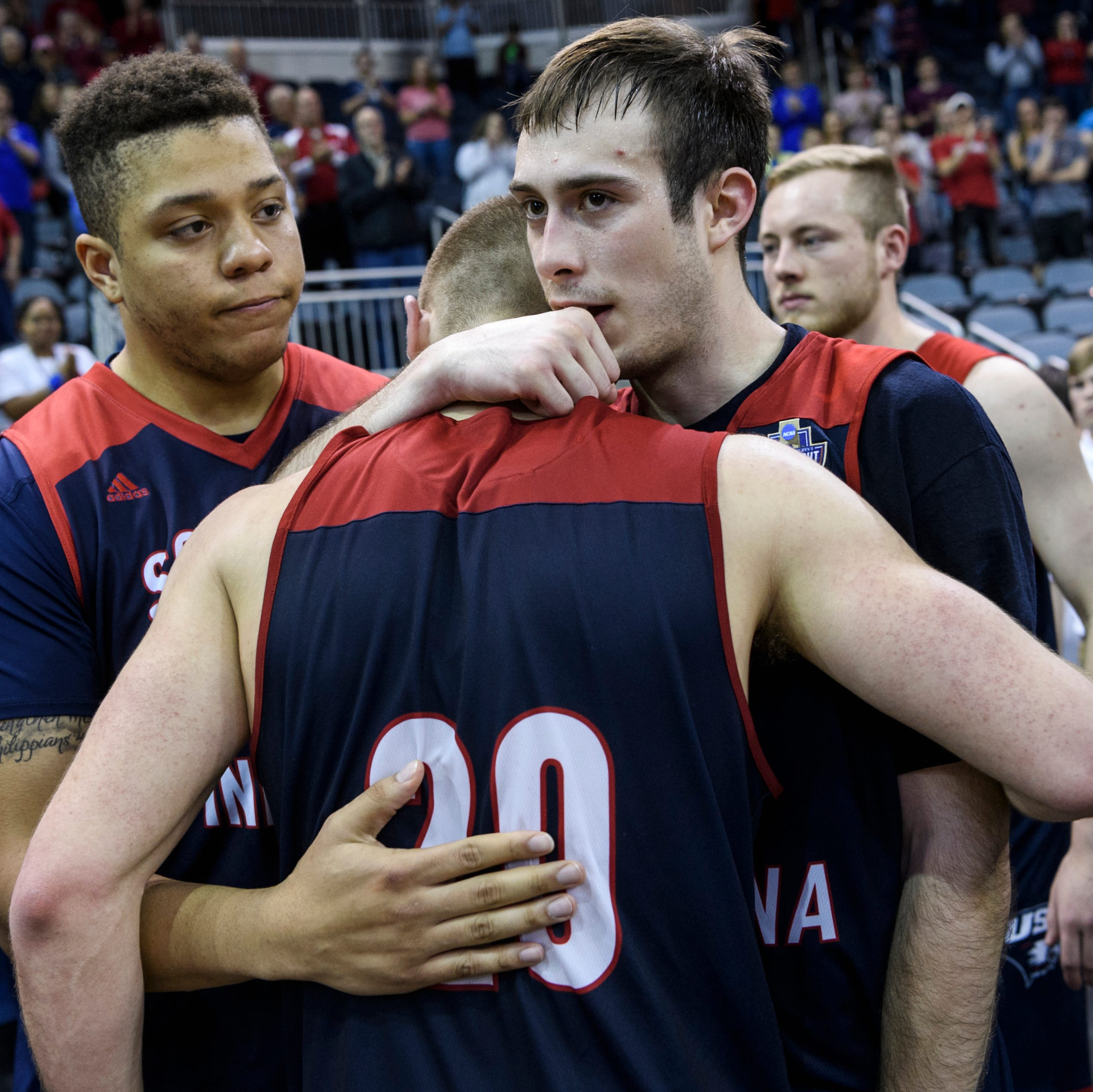 USI basketball loses in Final Four despite Alex Stein breaking career scoring record