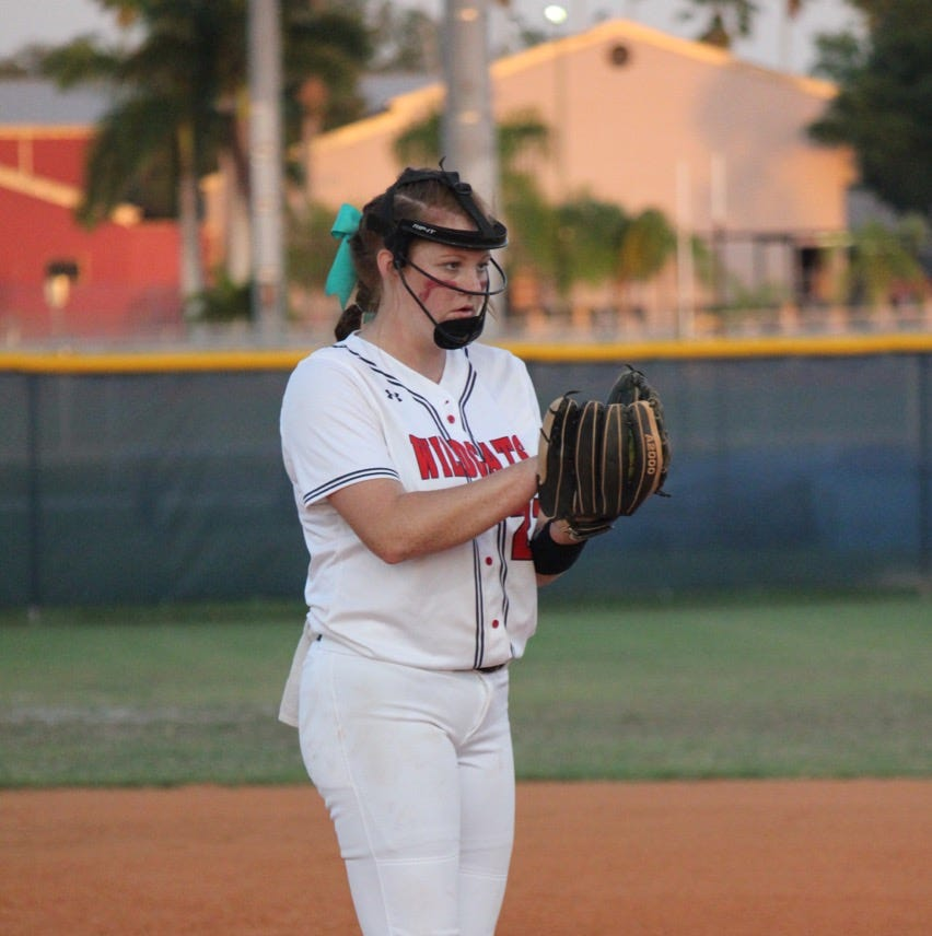 Unbeaten Estero softball team ranked nationally by USA Today, MaxPreps