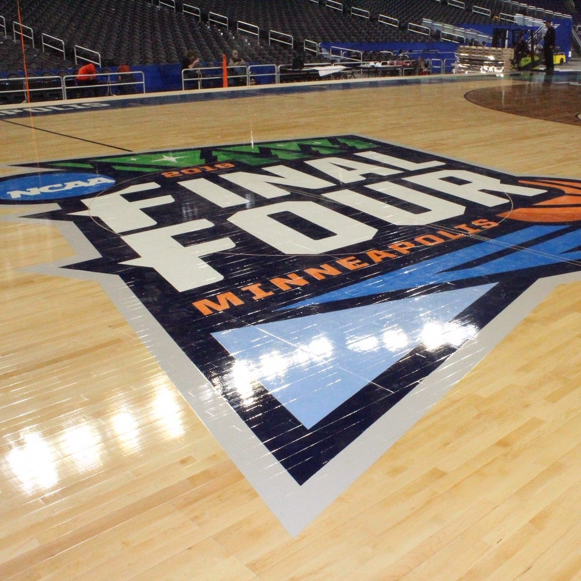 When the Final Four hit the boards, those will be Menominee Tribal Enterprises boards