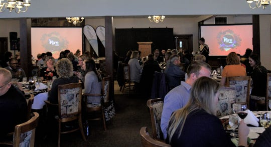 """""""The Fire Within"""" receptions has honored Great Falls women in business every last Thursday in March for nine years."""