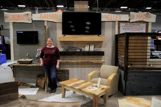 The Good Wood Guys will be at the Home and Garden Show at Montana Expo Park on March 29-31.