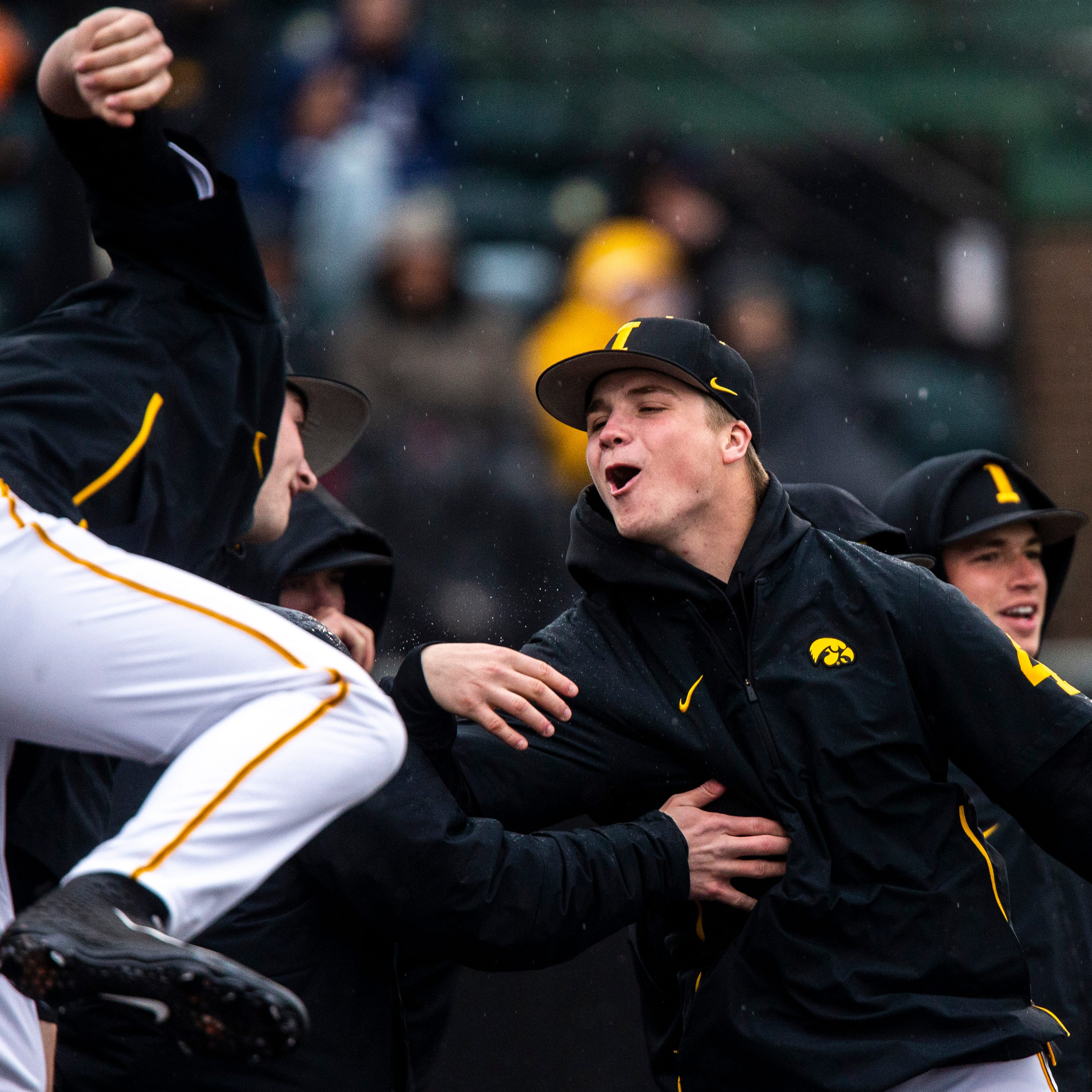 Ninth-inning rally lifts Hawkeyes to series-opening win over Nebraska