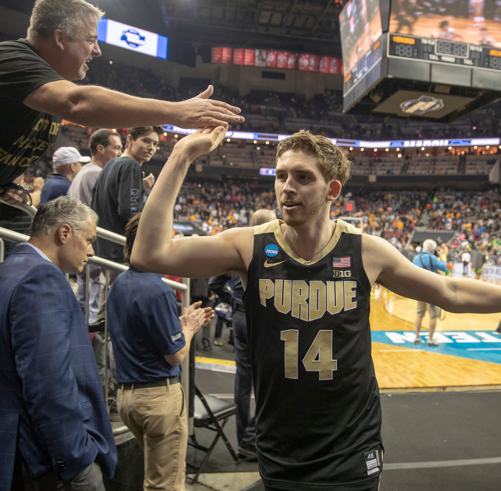 Doyel: For Purdue, this wasn't supposed to happen. Not this year. And that makes it so much sweeter