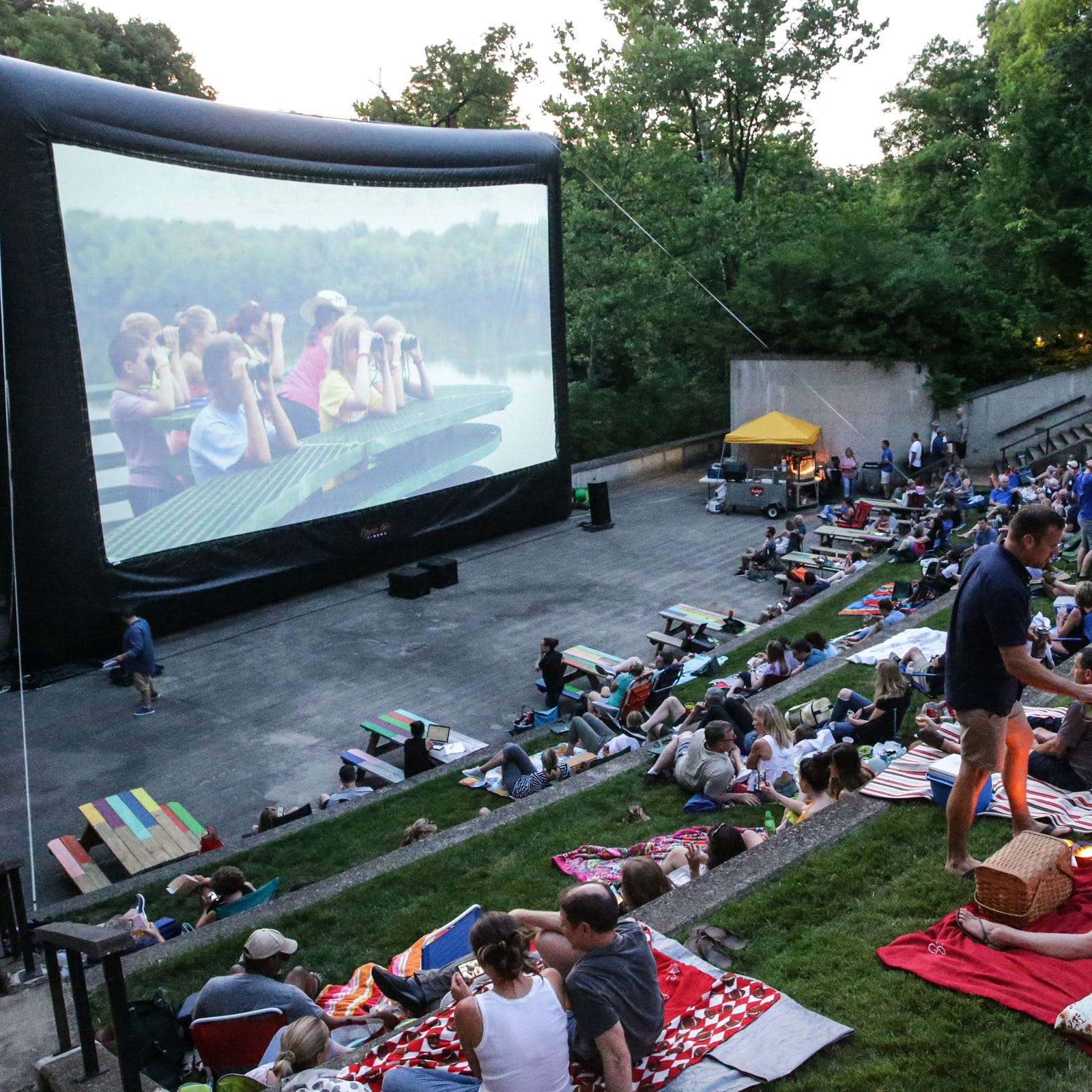 The 2019 Summer Nights Film Series schedule is set. Here are the movies you can see.