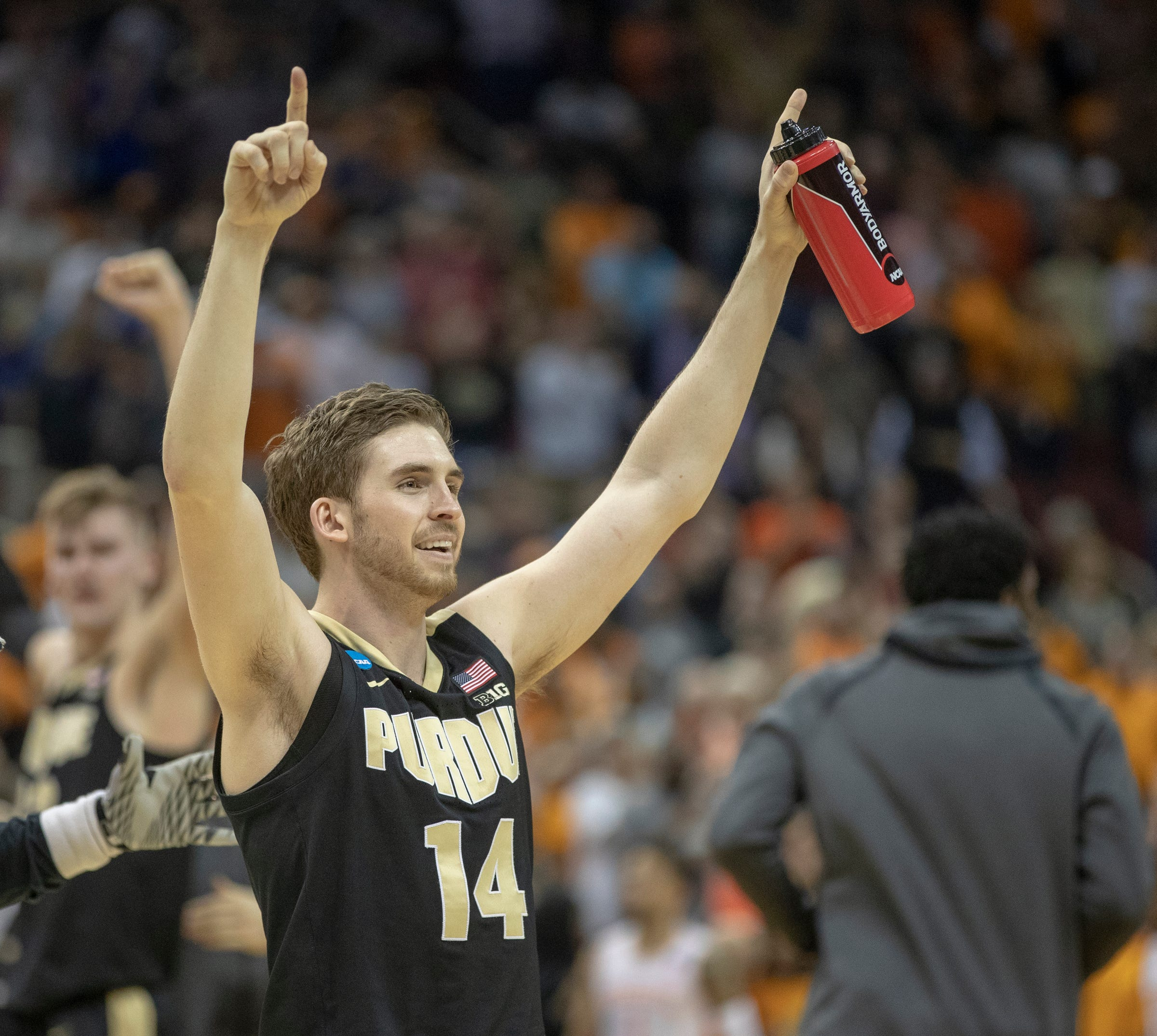 Opinion: This wasn't supposed to happen for Purdue, and that makes NCAA Elite Eight so much sweeter