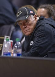 Gene Keady was in the house for Purdue's defeat of Tennessee on Thursday. He longs for coach Matt Painter to take Purdue to the NCAA Final Four.