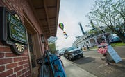 Under the Hill and the Silver Street area is part of the Go Cup District in Natchez.