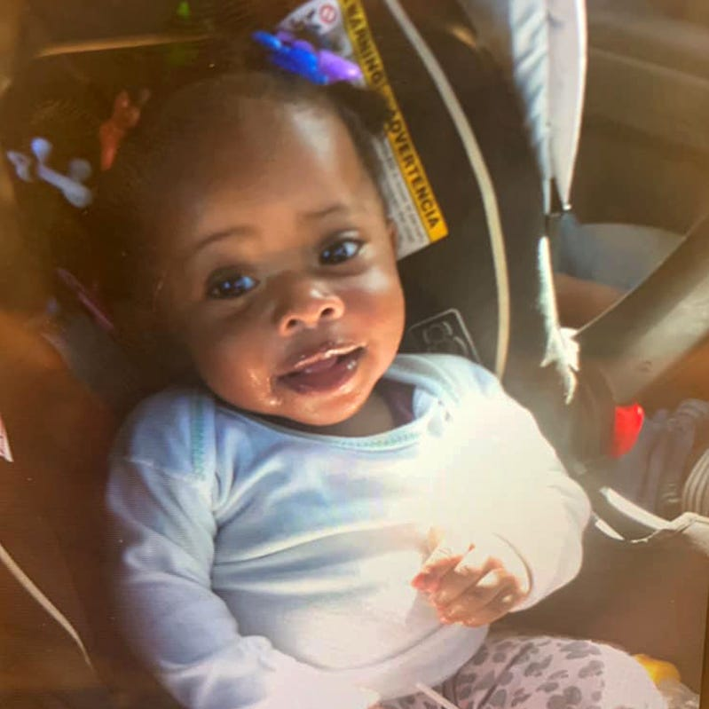 Endangered/missing child alert canceled for 8-month-old girl in Mississippi