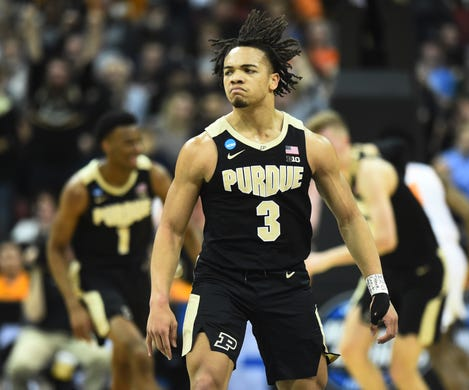 Tennessee Basketball What To Know About Purdue Vols Next Foe