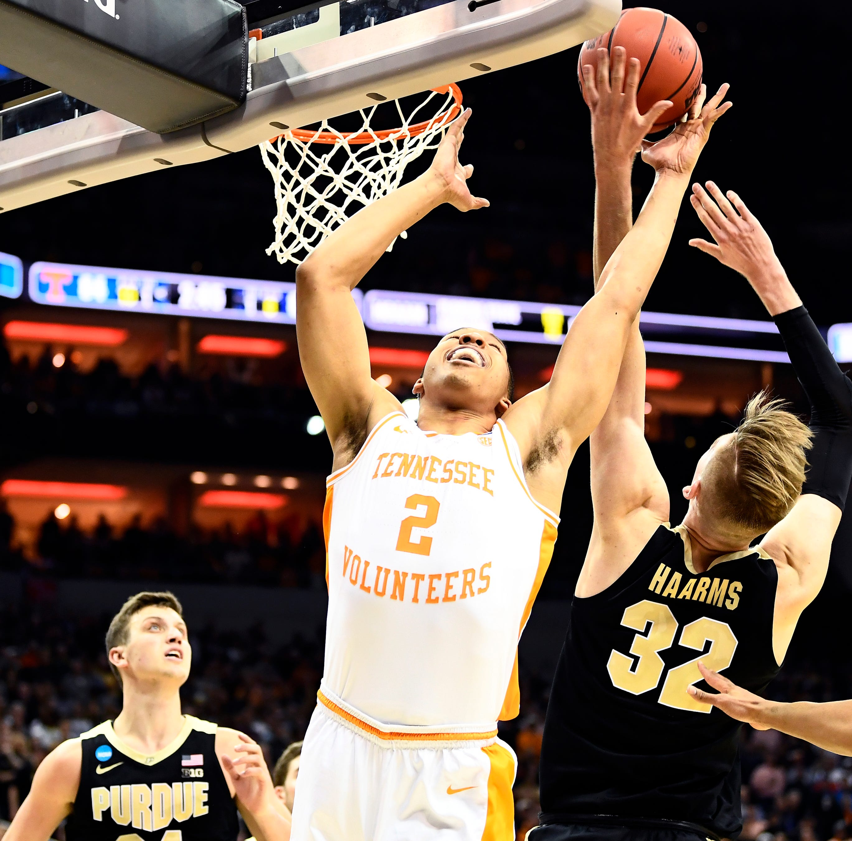 The Volunteer State: What to make of Grant Williams' NBA Draft decision