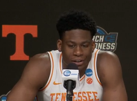 NBA Draft: Former Vols take to Twitter to congratulate Admiral Schofield after Wizards pick
