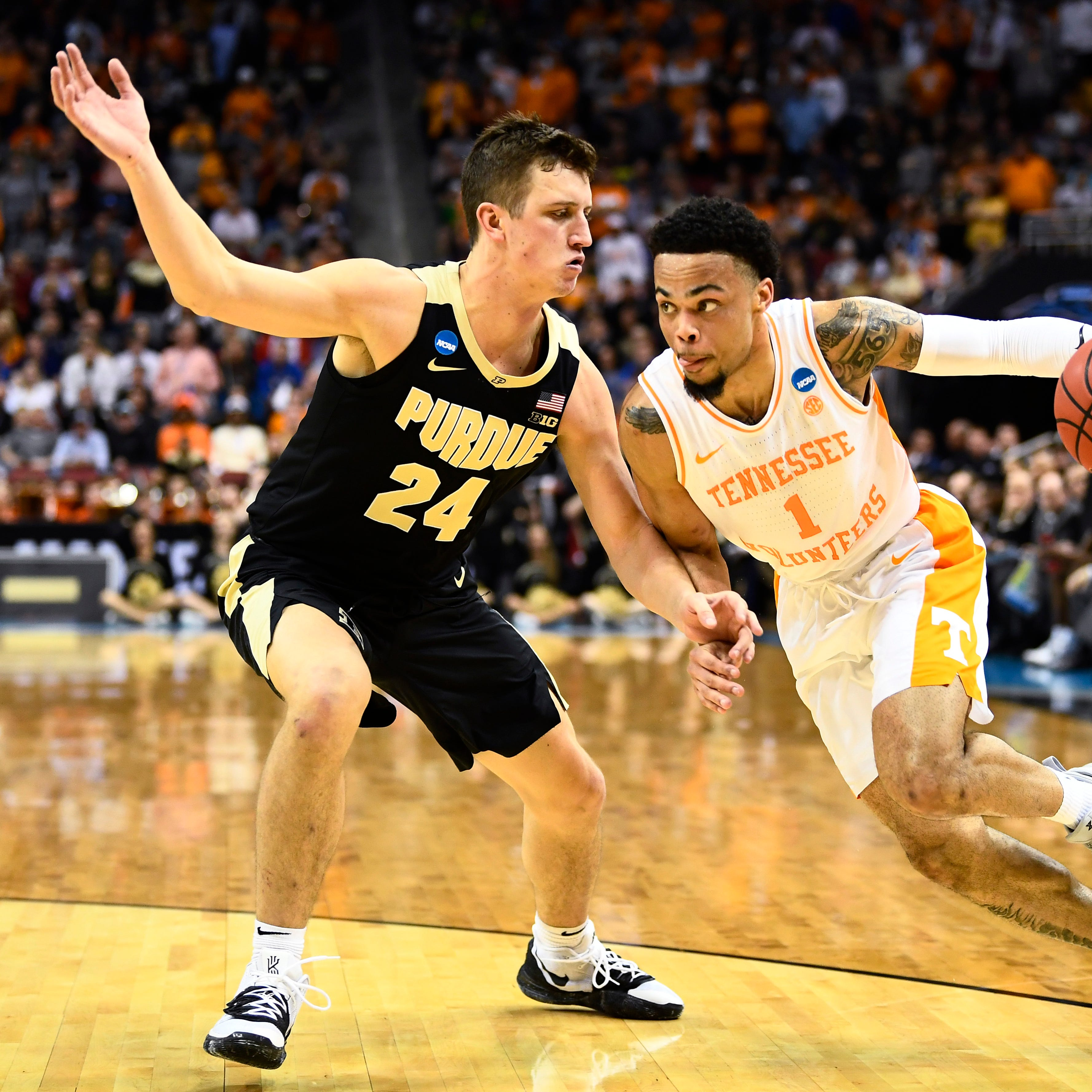 Guard play could enable Tennessee to thrive despite loss of Grant Williams