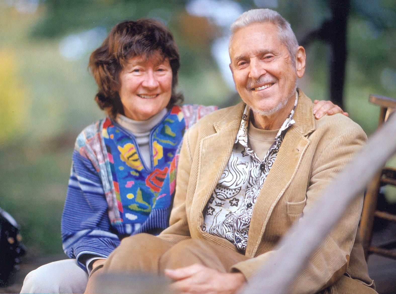 Guy and Candie Carawan, from the Highlander Research and Education Center in New Market, are social activists and folk musicians who were instrumental in turning ìWe Shall Overcomeî into the fight song of the civil-rights movement