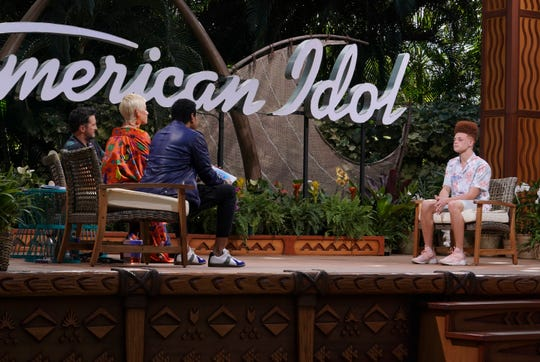"""East Tennessee's Drake McCain competes on """"American Idol's"""" Showcase Round in Hawaii."""
