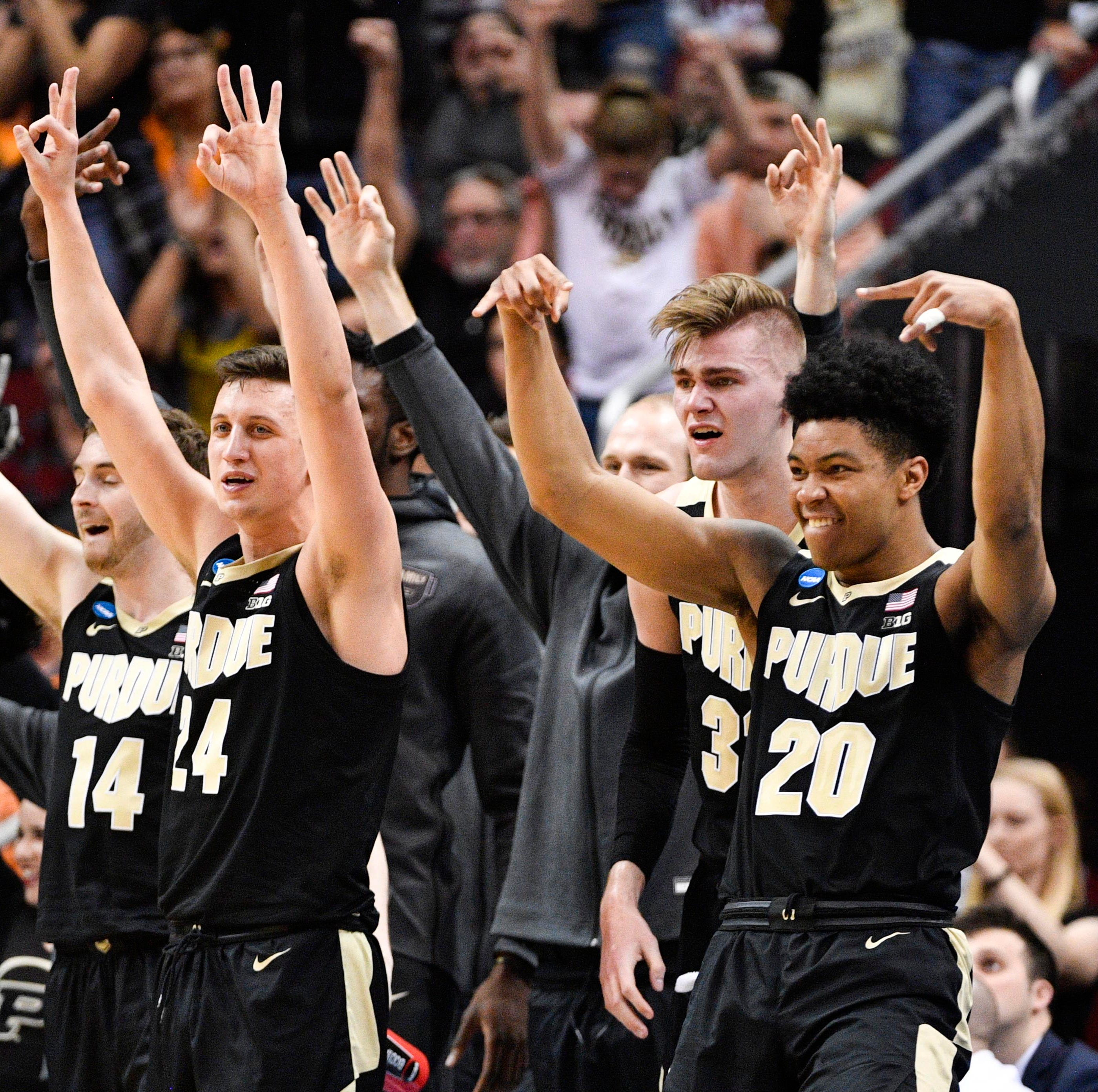 Scouting Purdue basketball vs. Virginia in the Elite 8 of the NCAA Tournament