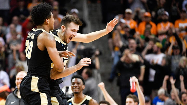 March Madness 2019: Purdue vs. Virginia basketball pregame for the Elite 8 matchup