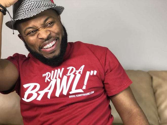 "Jermaine ""FunnyMaine"" Johnson brings his ""Off the Couch Spring Tour"" to Club 337 May 15."