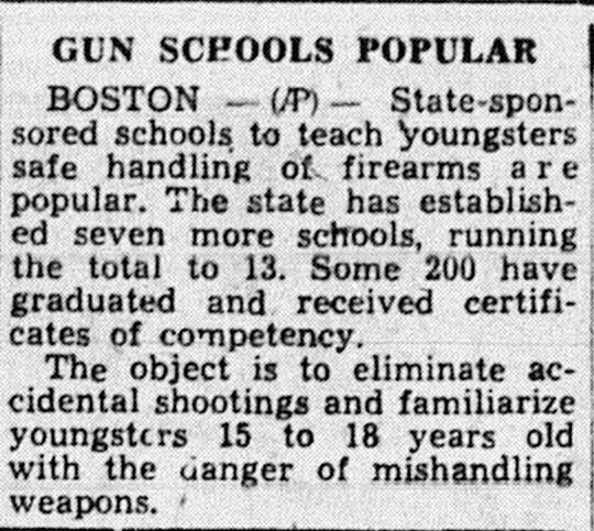 This article is from the March 17, 1955 Lancaster Eagle-Gazette