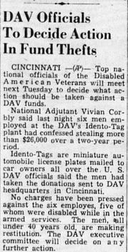 This article is from the March 17, 1955 Lancaster Eagle-Gazette.