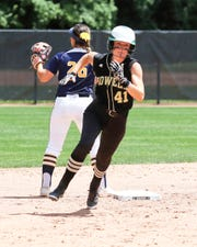 AJ Militello is a returning all-state utility player for Howell.
