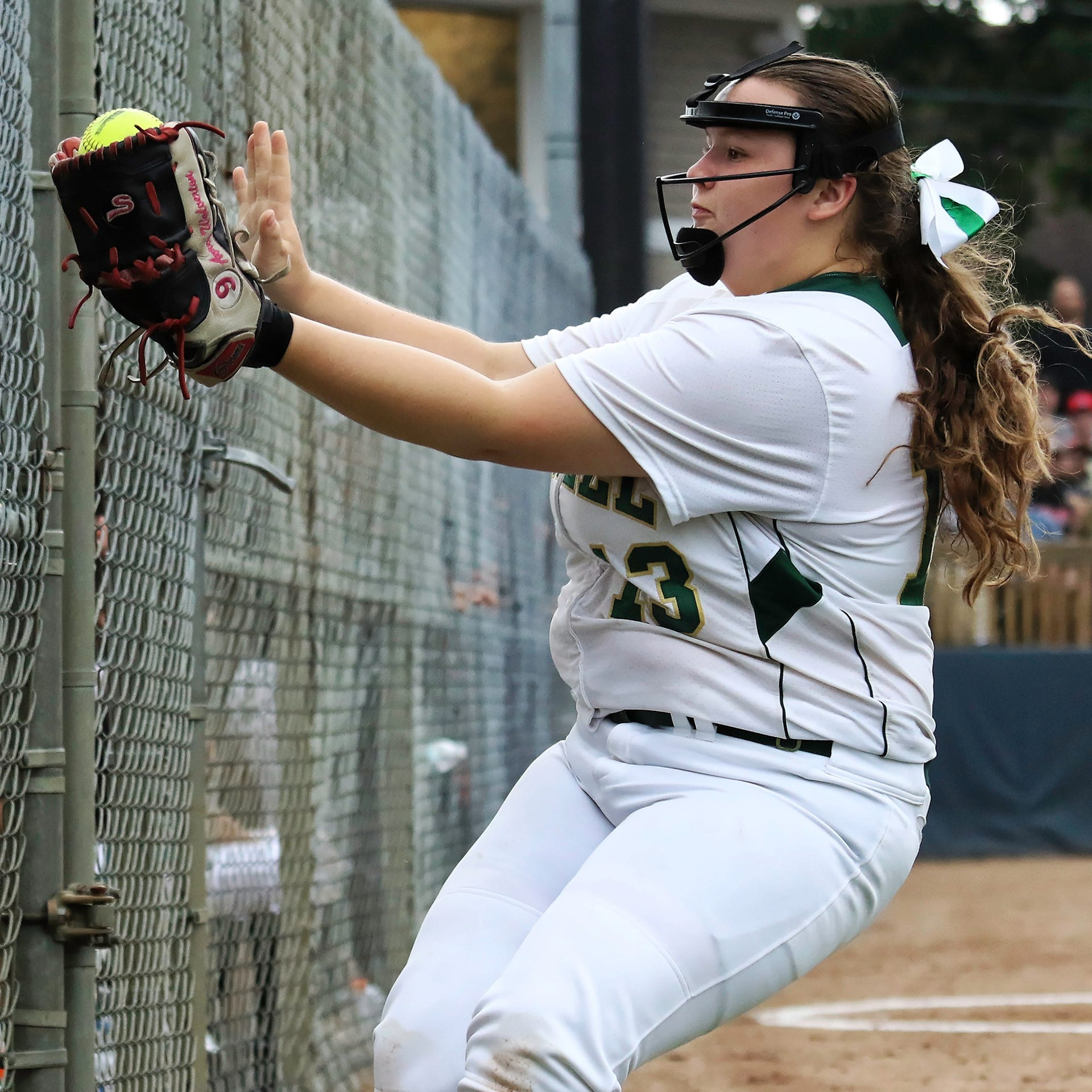 2019 preseason top 5 softball players in Livingston County