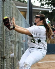 Howell's Avery Wolverton made all-state at first base last season and can also pitch.