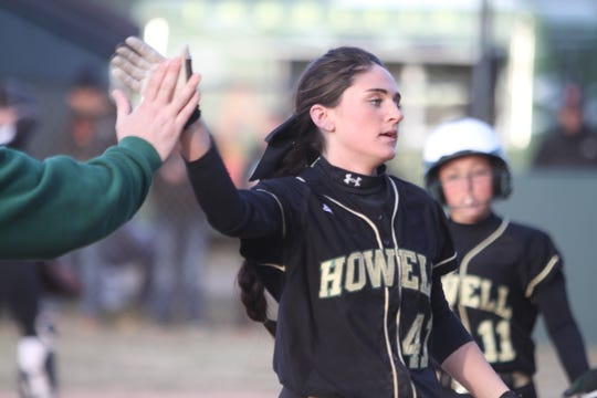 Howell's AJ Militello made all-state as a utility player last season.