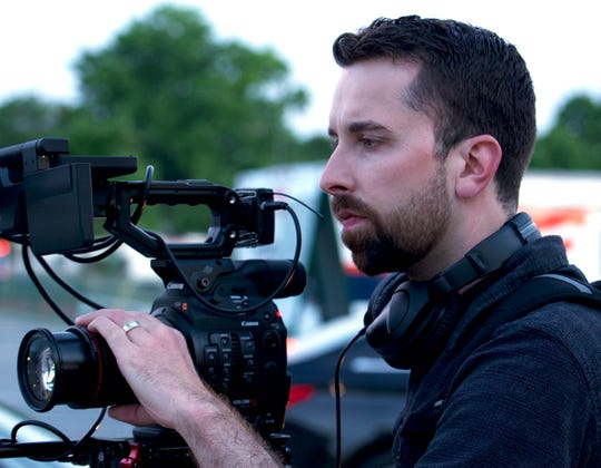 """Remington Smith is a University of Louisville assistant film professor and documentary filmmaker.  His films include """"The Derby """" and  """"Rubbertown."""""""