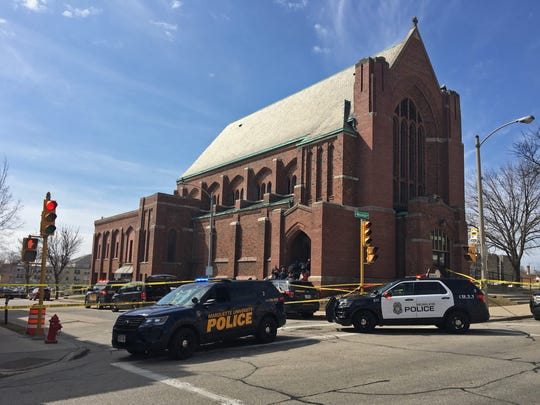 Milwaukee and Marquette police are investigating a homicide following the discovery of a body near N. 19th St and Wisconsin Ave. on Friday morning.