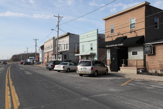 The co-owners of the Hardware Store strip club on Main Street in Clyman are  under investigation for sex trafficking.