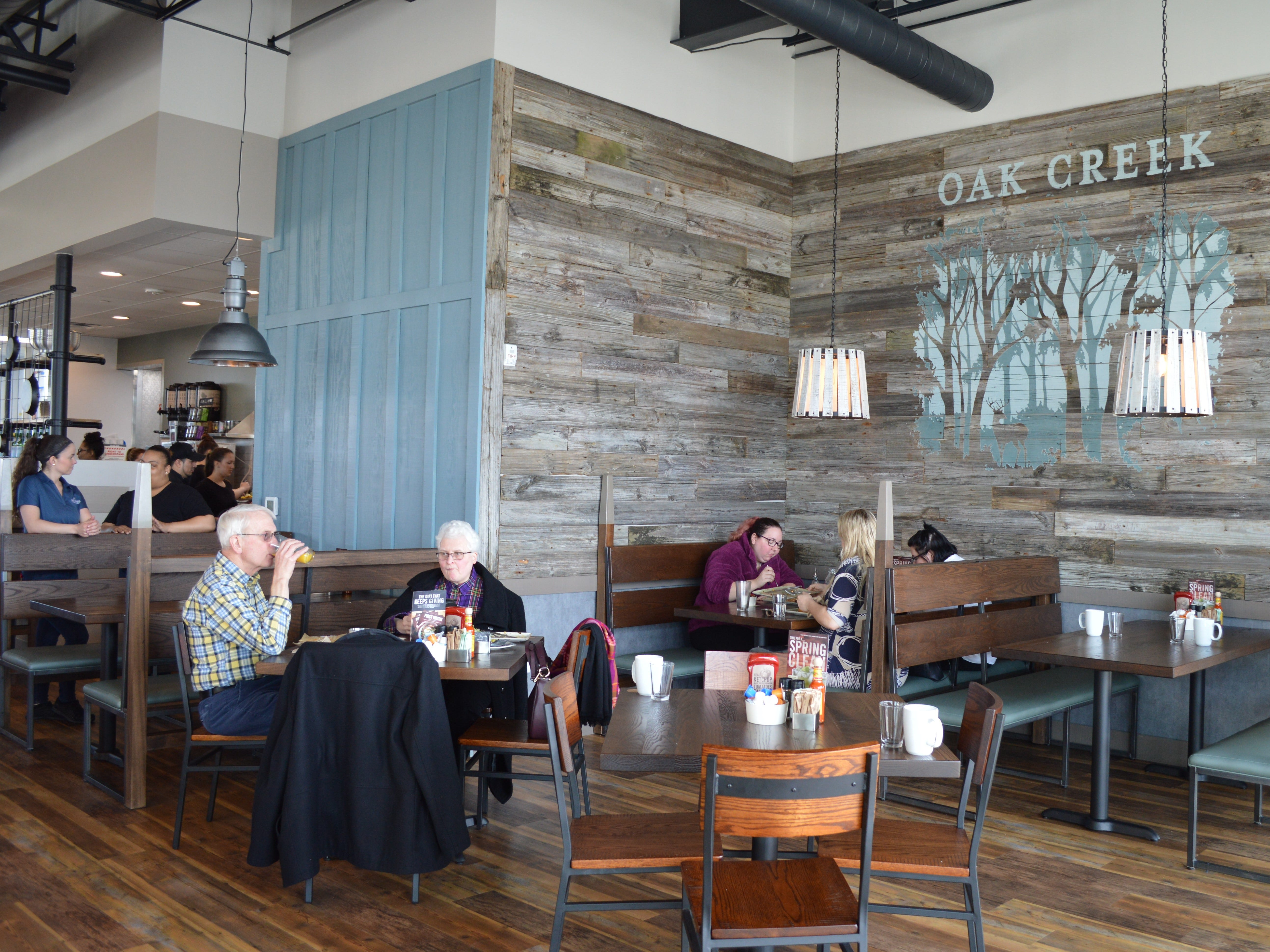 First Watch in Oak Creek is open from 7 a.m. to 2:30 p.m. daily.