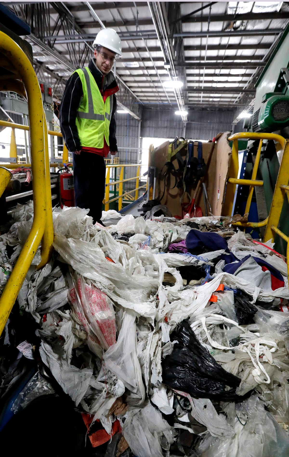 Recycling standards are getting stricter, some programs get cut