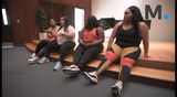 Alabama State University HoneyBeez dancers Andriea Hanna and Alexis Garrett talk about dancing in professional costumes.