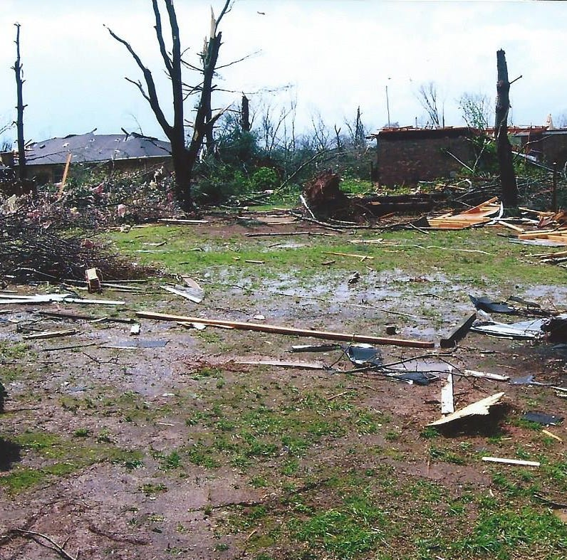 Good Friday tornado 2009: 'We honestly knew we were going to die'