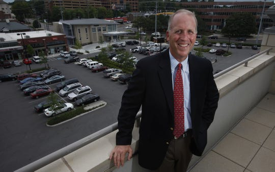 Jimmy Granbery is the CEO of H.G. Hill Realty Co.