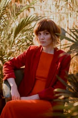 "Molly Tuttle will release her debut album, ""When You're Ready,"" on April 5."