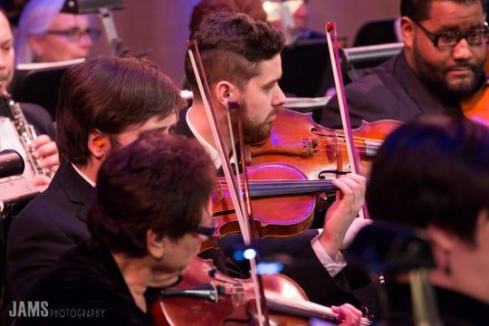 Newark-Granville Symphony Orchestra