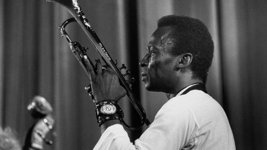 "A still from ""Miles Davis: Birth of the Cool"""