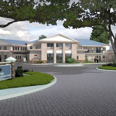 Expansion of Paramus health and rehab facility approved