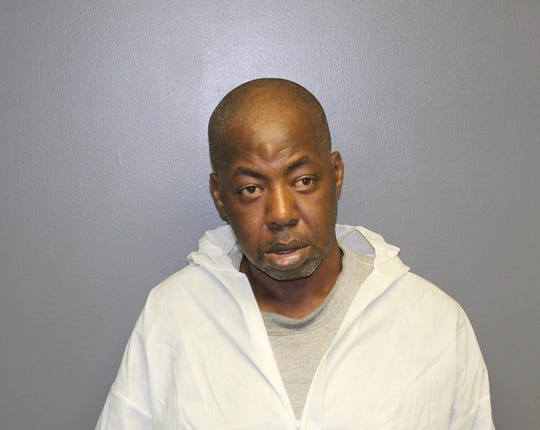 Bloomfield police arrested Eric Moten, 50, of Bloomfield, on Thursday andcharged with two counts of burglary and theft.