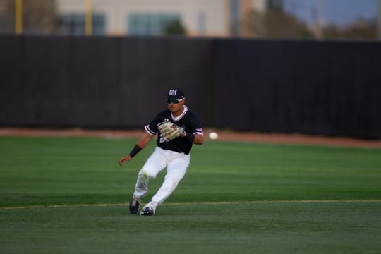 New Mexico State infielder Nick Gonzales and the Aggies offense has been red hot to open the season.