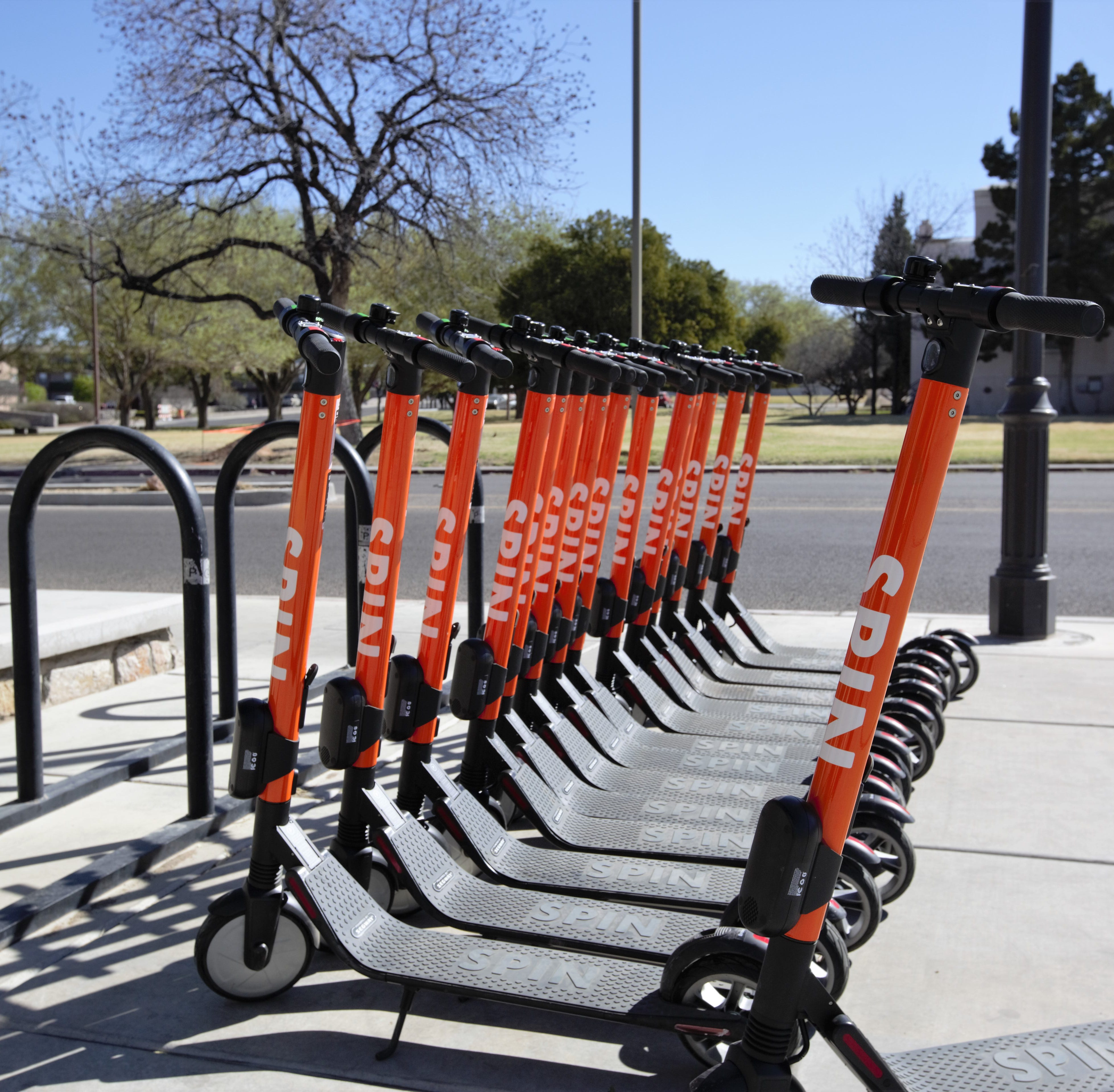 Scooters set to stay at NMSU, but are they even legal?